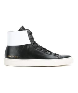 Common Projects | Lace-Up Hi-Top Sneakers Size 44