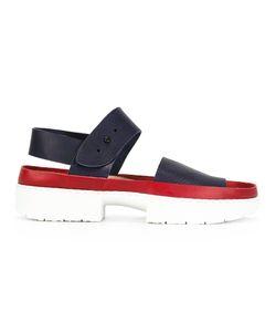 Trippen | Platform Sandals 36 Leather/Rubber