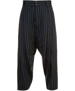 Vivienne Westwood | Man Striped Cropped Pants Size 52 Virgin