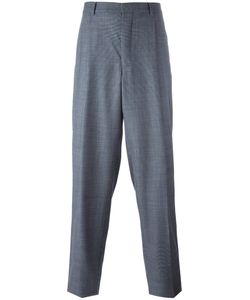 E. Tautz | Wide Leg Trousers 34 Wool/Cashmere/Viscose