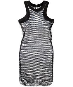 Sacai | Fishnet Tank Dress 1 Cotton