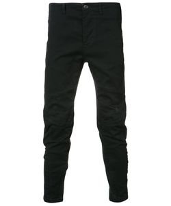 JULIUS | Tape Trousers Mens Size 4 Cotton/Polyester/Polyurethane