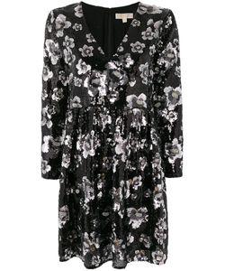 Michael Michael Kors | Декорированное Платье С Пайетками
