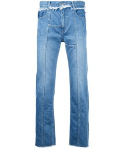 CHRISTIAN DADA   Front Seam Jeans Size 46