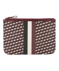 Pierre Hardy | Geometric Print Clutch Women