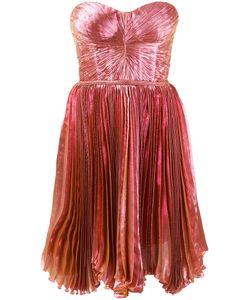 Maria Lucia Hohan | Lolicactus Pleated Bandeau Dress 38