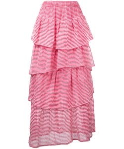 Tsumori Chisato | Layered Maxi Skirt