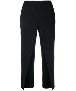 Federica Tosi | Cropped High Waisted Trousers Size Medium