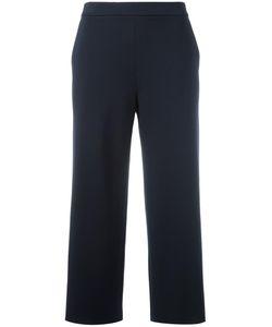 Akris | Cropped Trousers 38 Viscose/Polyamide/Spandex/Elastane/Acetate