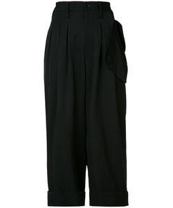 Yohji Yamamoto | Tuck Pants Size 2