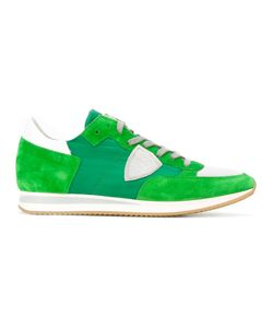 Philippe Model | Tropez Bassa World Sneakers 41 Leather/Suede/Rubber/Nylon