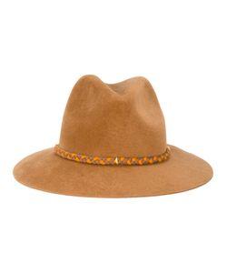 YOSUZI   Lexa Pom Pom Fedora Hat Women Wool