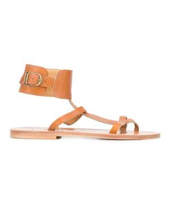 K. Jacques | Caravelle Sandals 36 Leather