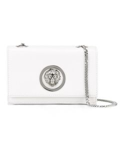 Versus | Lion Head Stud Crossbody Bag Calf Leather