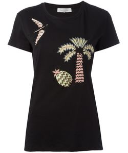 Valentino | Tropical Patch T-Shirt Size Large
