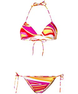 Emilio Pucci | Patterned Two-Piece Bikini