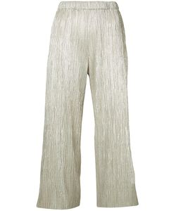 Alice + Olivia | Pleated Shift Trousers Size 10