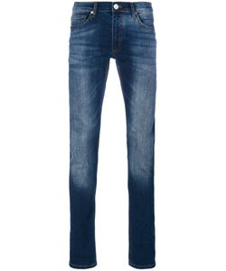 Versace Jeans | Состаренные Джинсы Слим