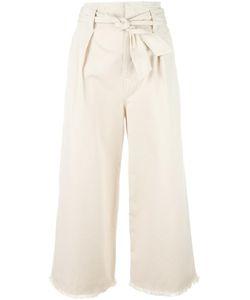 Isabel Marant Étoile | Tie Waist Trousers 40 Cotton