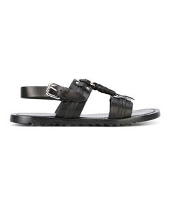 Pollini | Open Toe Strapped Sandals Size 40