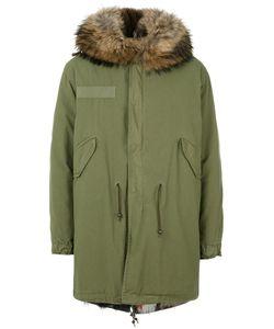MR & MRS Italy | Lined Parka Coat