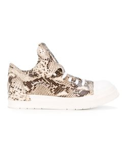 Cinzia Araia | Python Scale Sneakers 40