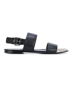 Casadei   Buckled Sandals