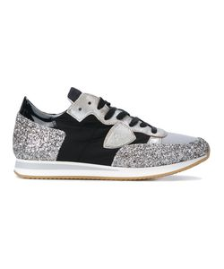 Philippe Model | Glitter Trainers 40