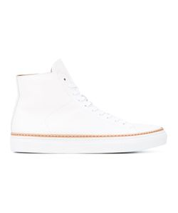 Number 288 | Mulberry Hi-Top Sneakers