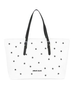 ARMANI JEANS | Stars Print Shopping Bag
