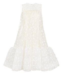 Huishan Zhang | Платье С Отделкой Перьями