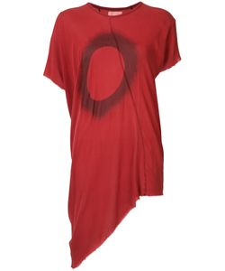 Lost & Found Rooms | Asymmetric Frayed Circle Top Size Large