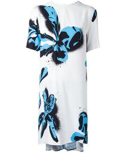 Cedric Charlier | Cédric Charlier Print Dress 44 Rayon