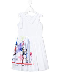 Simonetta | Расклешенное Платье