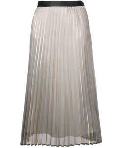 GUILD PRIME | Pleated Midi Skirt 36 Polyester