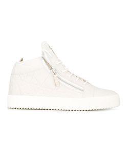 Giuseppe Zanotti Design | Kriss Mid-Top Sneakers Size 40