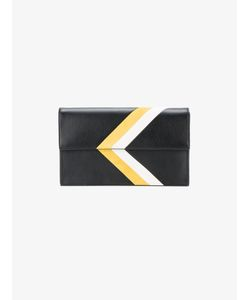 TOMASINI   Arrow Stripe Clutch