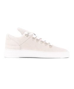 Filling Pieces | Woven Detail Sneakers