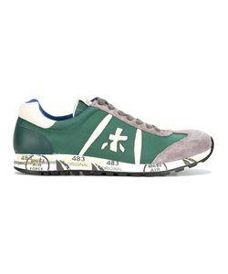 PREMIATA WHITE | Lucy Sneakers 40 Cotton/Leather/Rubber