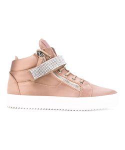 Giuseppe Zanotti Design   Embellished Sneakers