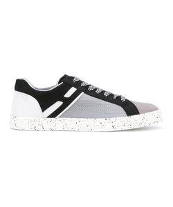 Hogan Rebel | Contrast Panel Sneakers