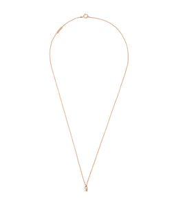 LAUREN KLASSEN   Tiny Padlock Necklace