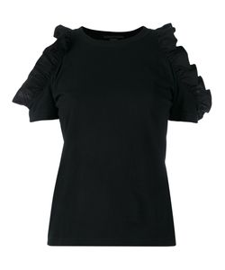 VICTORIA/TOMAS | Cold Shoulder Blouse Size 36