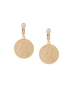 Theatre Products | Circular Coin Earrings Women