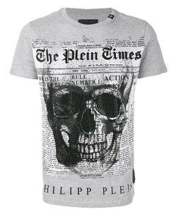 Philipp Plein   Футболка С Принтом Use