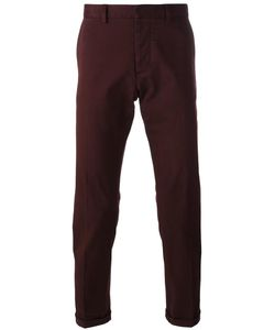 Ami Alexandre Mattiussi | Seamless Chino Trousers Medium Cotton
