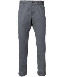 KAZUYUKI KUMAGAI | Straight-Leg Trousers 2 Cotton/Nylon/Polyurethane