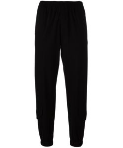 Y-3 | Plain Track Pants Medium Cotton/Lyocell