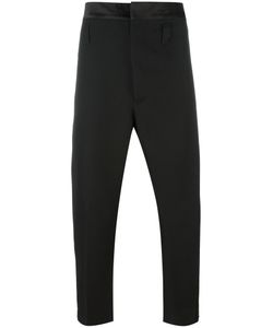 Haider Ackermann | Cropped Trousers 50 Virgin Wool/Silk/Cotton/Rayon