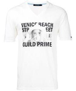 GUILD PRIME | Футболка С V-Образным Вырезом Venice Beach